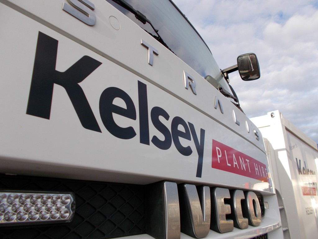 Web Design & Marketing in Sussex - Sokada Ltd working with plant hire company Kelsey Plant Hire