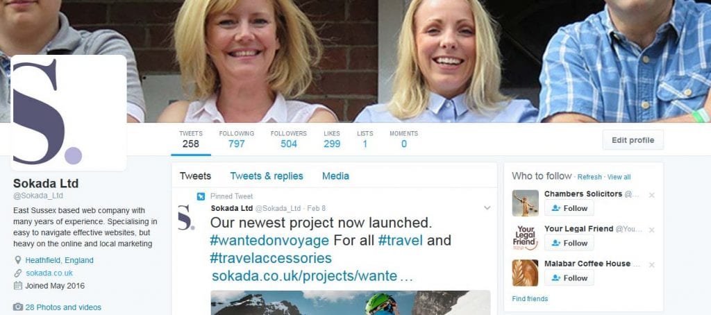 Using Twitter For Local Businesses