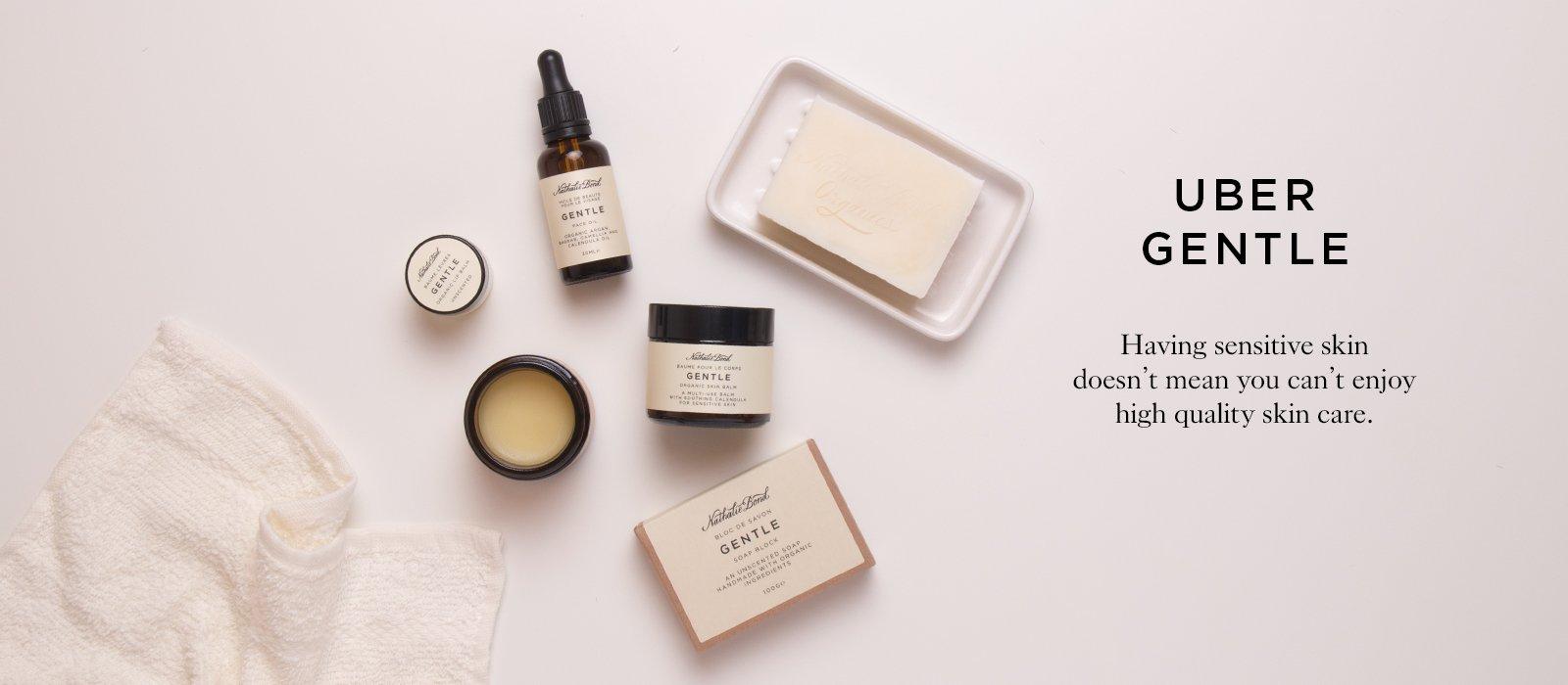 Organic Skincare by Nathalie Bond