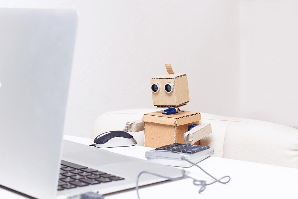 Robots local online marketing