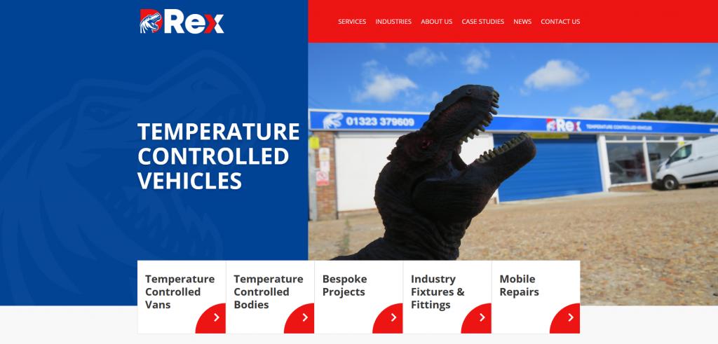 Rex Refrigeration Website Ltd
